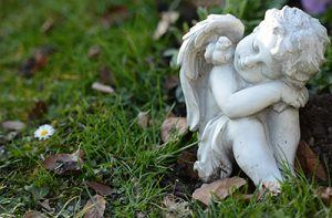 angel statue in cemetery | Colorado Springs wrongful death attorney