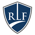 The logo of the Rector Law Firm, a Colorado Springs law firm that helps injured veterans