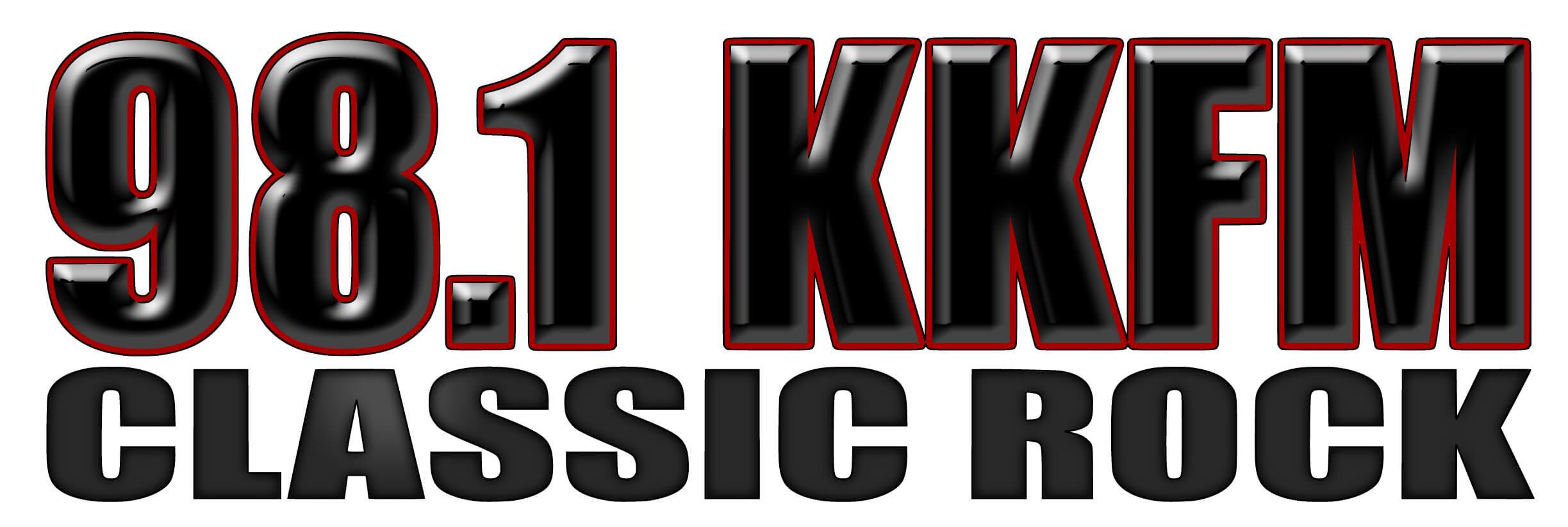 98.1 KKFM Logo
