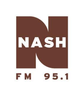 Nash FM 95.1 Logo