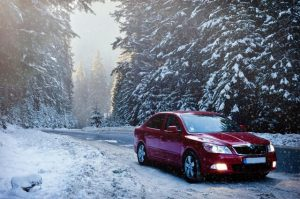 Preparing A Car For Winter Driving