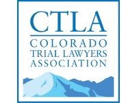 Colorado Trial Lawyers Association Member Badge