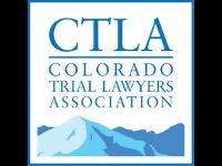 Colorado Trial Lawyers Association Member Badge