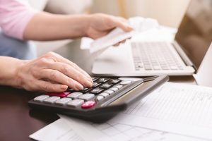 Calculating Total Of Bills From Damages