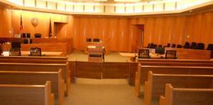 Colorado Springs Trial Courtroom