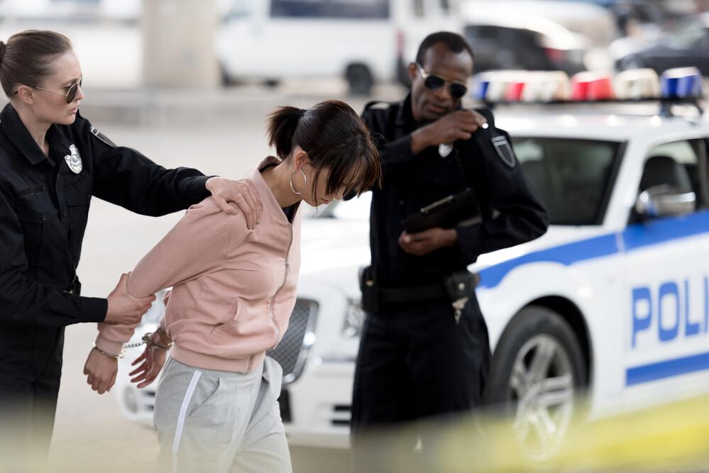 Misdemeanor Arrest Taking Place In Colorado Springs